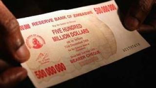 Инфлацията в Зимбабве достигна невиждани висоти