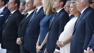 Трима френски президенти почетоха жертвите от атентата в Ница