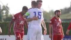 ЦСКА загуби с 0:3 от Динамо (Киев) в контрола