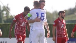 ЦСКА приключи контролите си в Испания с тежка загуба от Динамо (Киев)