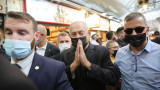Партията на Нетаняху води на вота в Израел