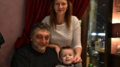 Дъщерята на Трифон: Махнаха от гроба на тати бебешкото шишенце на детето ми!