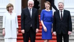 Щайнмайер встъпи в длъжност като президент на Германия