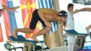Цанко Цанков става първият плувец, който ще преплува акваторията на най-големия български залив