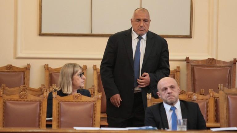 Борисов уверен, че Търговският регистър ще работи до края на седмицата