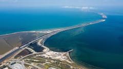 Росгвардия сформира спецбригада за охрана на Кримския мост