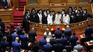 Новоизбраният парламент на Гърция положи клетва