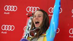 Тина Мазе подобри рекорда по приходи от наградни фондове