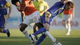 Литекс срещу Жилина в Шампионската лига