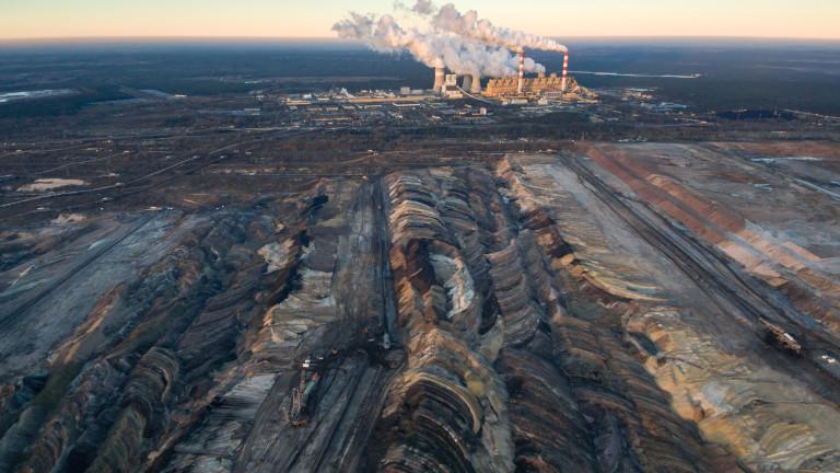 Четири от всеки пет въглищни централи в ЕС работят на загуба