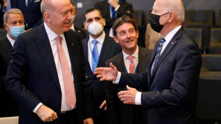 Байдън: Проведох много добра среща с Ердоган