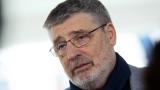 БСК не е упълномощавала Сашо Дончев да се среща с Цацаров