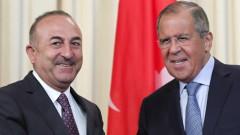 Военно решение за Идлиб ще предизвика катастрофа, предупреди Чавушоглу в Москва