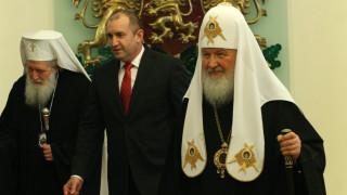 Патриарх Кирил сам затворил темата за почитта към руските воини