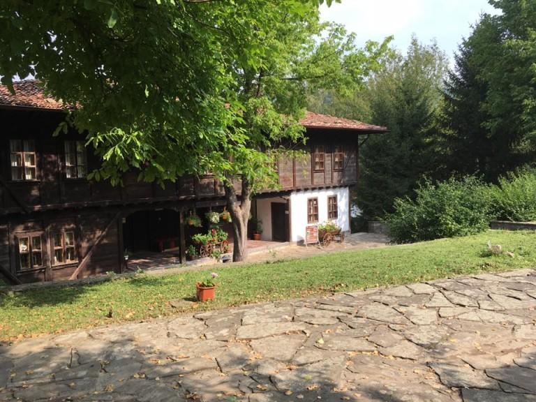 Къща-музей на Иларион Макариополски