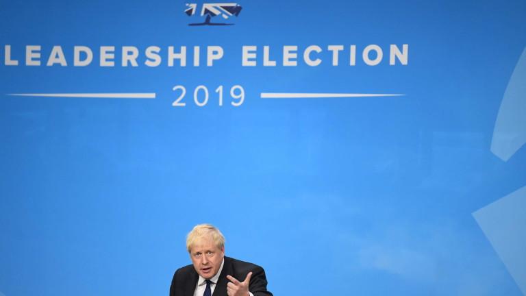Днес приключва гласуването в Консервативната партия на Великобритания за лидер