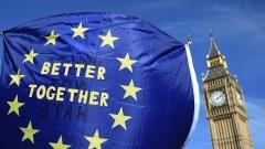 """Цената на """"Брекзит"""", изчислена в евро, търговия и работна ръка"""