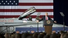 Тръмп: САЩ могат да създадат космически войски