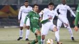 Светослав Дяков: Изиграхме много силен мач срещу Цюрих