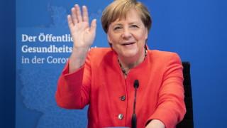 """Меркел не е склонна да се спира """"Северен поток 2"""" заради случая """"Навални"""""""