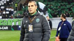 Димитър Димитров: Получи се добра, приятелска игра