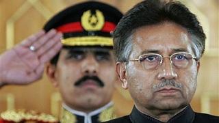 Мушараф се закле за нов 5-годишен мандат