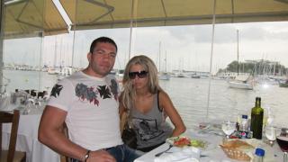 """""""Истинските"""" Андреа и Кубрат на почивка в Гърция"""