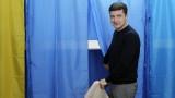 Украйна ще избира президент на втори тур