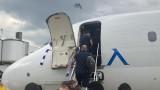 Левски замина за Кипър