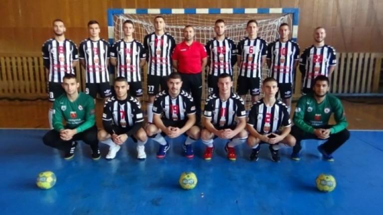 Локомотив (Горна Оряховица) разби столичния НСА с 35-17 в мач