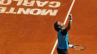 Давид Ферер е първият финалист в Монте Карло