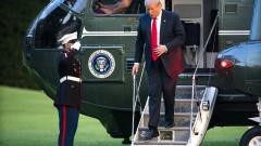 Невиждано за президент на САЩ дъно за рейтинга на Тръмп