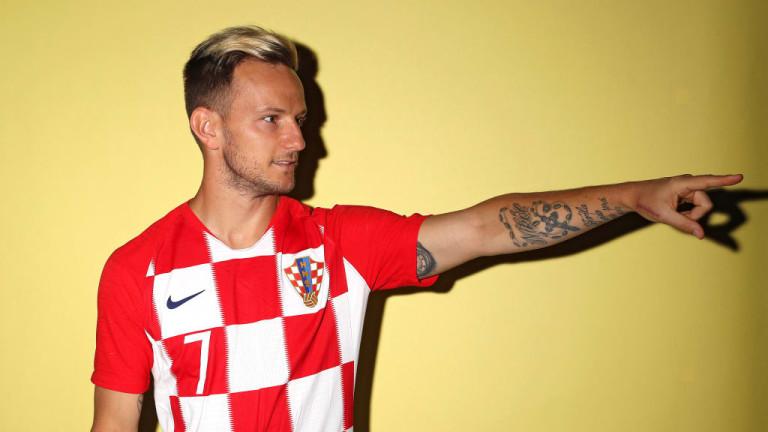 Иван Ракитич с най-много мачове през сезона от всички футболисти