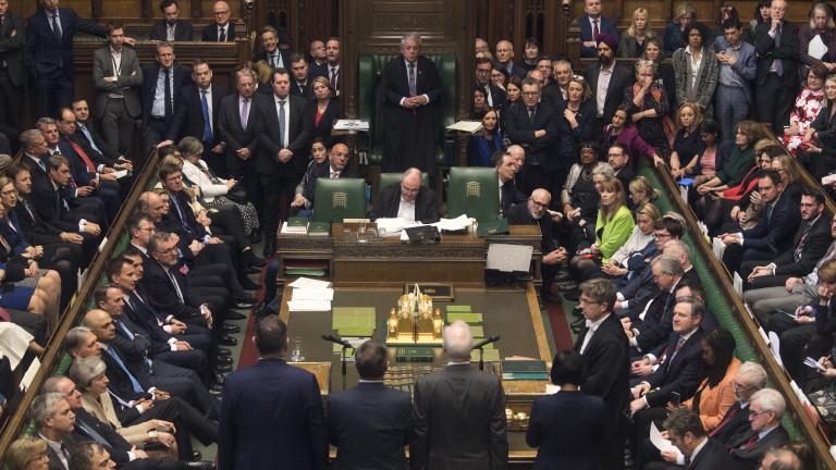 Председателят на Камарата на общините Джон Бъркоу избра четири алтернативни