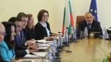 С Русинова Министерски съвет станал женско царство, констатира Борисов