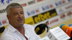 Кандидатът за президент на БФС Христо Христов: В шампионата ни се решава кой влиза и кой излиза