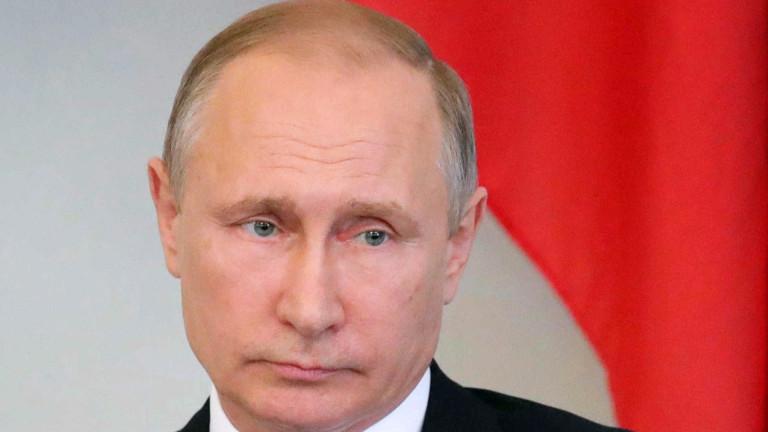 83% от руснаците одобряват Путин, според ВЦИОМ