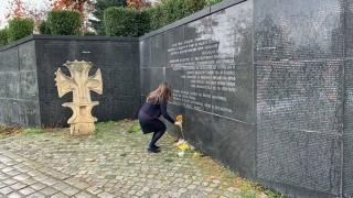 Посланик Херо Мустафа отдаде почит на жертвите на комунизма