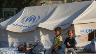 Германия отваря врати за 1500 мигранти от изгорелия лагер на Лесбос