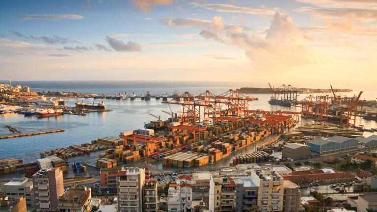 Снимка: Гърция блокира една от най-големите китайски инвестиции в Европа