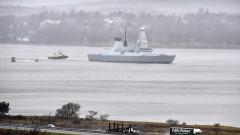 Руски кораби с предупредителен огън срещу британски разрушител в Черно море, Су-24М мята бомби
