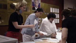 """78,03% от руснаците гласуваха """"за""""  конституционните промени"""