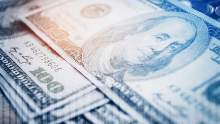 Доларът се приближи до седмичен минимум по отношение на другите