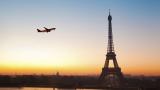 Между 30% и 40% спад на туристите във Франция