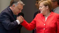 Орбан ще го изгонят от работа, ако провежда политиката за мигрантите на Меркел