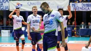 Виктор Йосифов е №1 в Италия