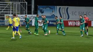Брилянтен вратар спаси Верея от страшен разгром, Бадема с дебютен гол за Витоша