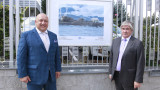 Министър Кралев участва в откриването на фотоизложба, показваща красивата природа на Русия
