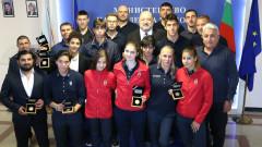 Министър Кралев представи на премиера Борисов българските медалисти от Буенос Айрес