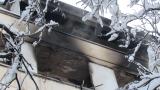 Възрастен мъж пострада при пожар в Русе